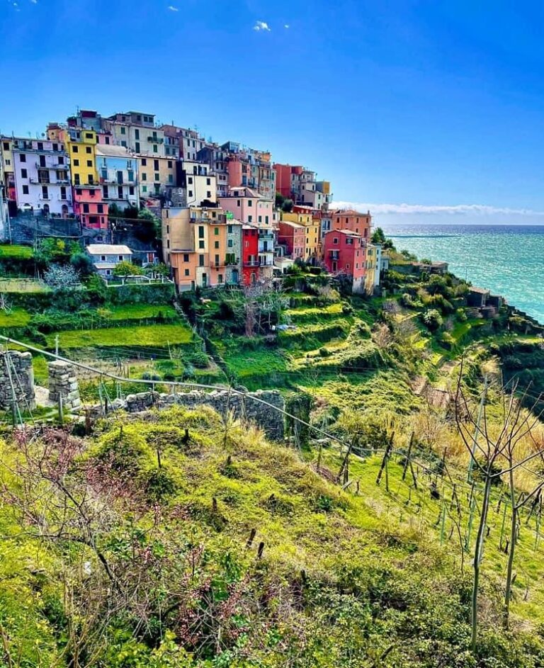 What Is Cinque Terre And Why Visit?