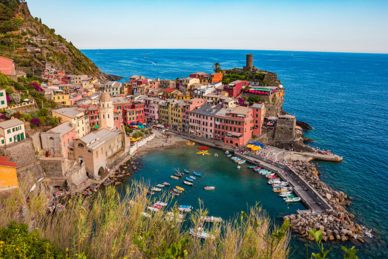 What is the Best Way to Get to Cinque Terre?